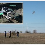 First Flight with Mark Zondlo's Laser Based Gas Sensors for H2O, CO2, and CH4